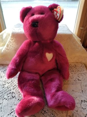 "Large 14 "" "" Valentina"" Beanie baby for Sale in Cranston, RI"