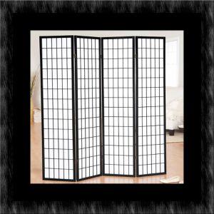 4 panel room divider for Sale in Fairfax, VA
