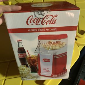 Coca-Cola popcorn Maker for Sale in Westminster, CA