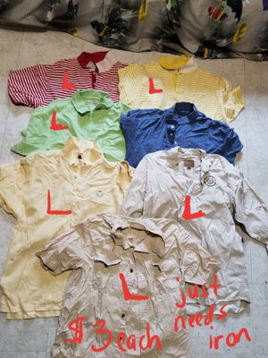 Work clothes for Sale in Pharr, TX