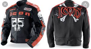 Icon XXL Motorcycle jacket for Sale in Carlsbad, CA