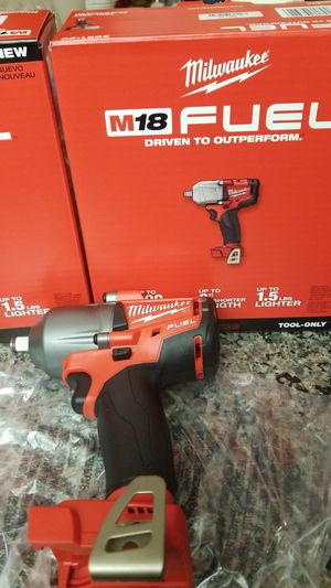 """New m18 Milwaukee 1/2"""" impact wrench for Sale in Chicago, IL"""