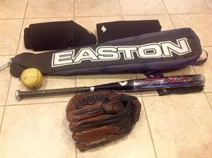 Men's softball equipment for Sale in Henderson, NV