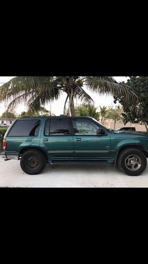 Ford Explorer for Sale in Miami, FL