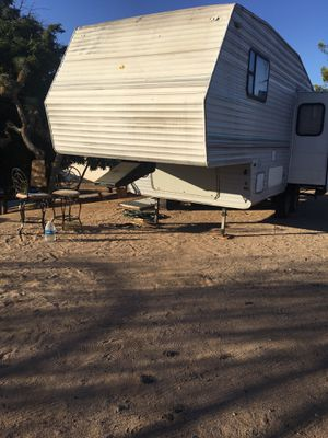 I need a 5th wheel camper moved $$$ for Sale in Hesperia, CA