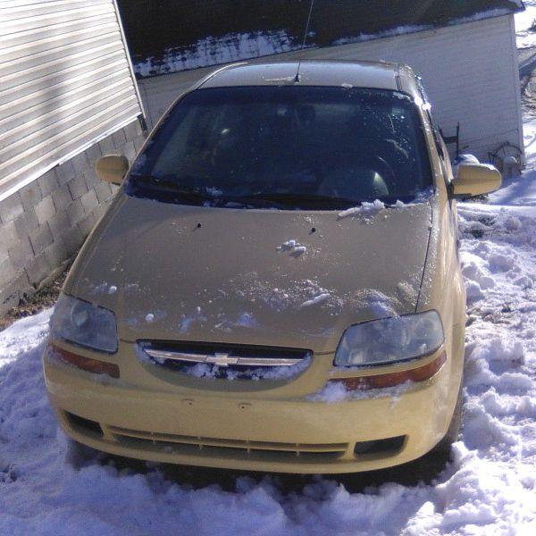 2005 Chevy Aveo LS
