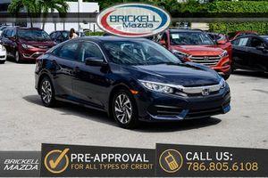 2016 Honda Civic Sedan for Sale in Miami, FL
