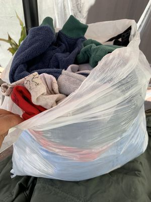 Boys 6-9mo full big bag of clothes for Sale in Hayward, CA