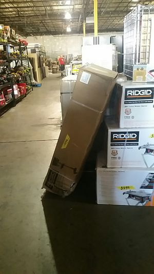 "RIDGID 15"" Drill Press With LED for Sale in Phoenix, AZ"