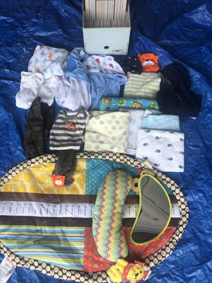 Newborn to 3 months items for Sale in Simpsonville, SC