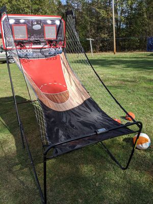 Arcade basketball game for Sale in Knightdale, NC