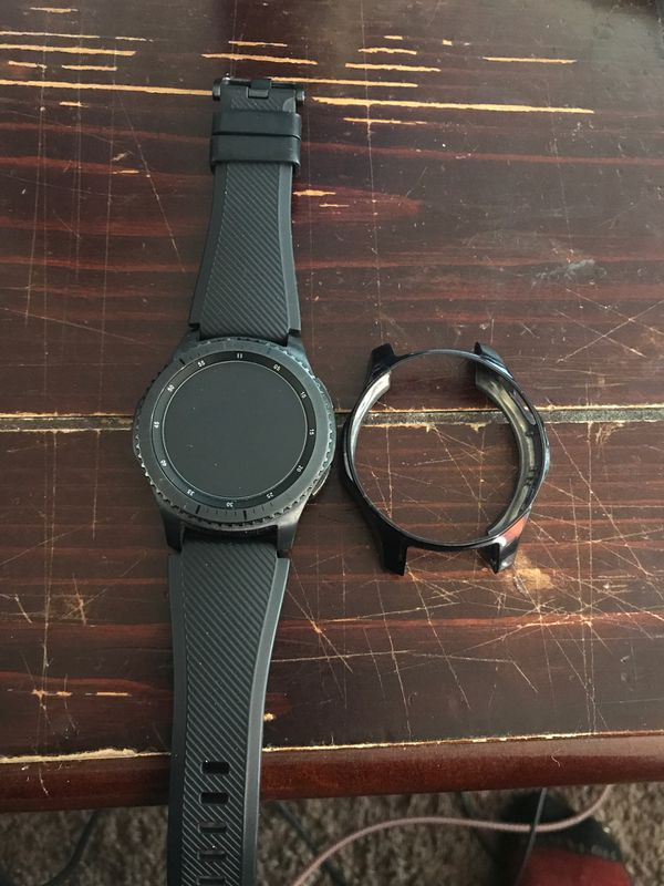 Samsung Gear S3 for sale !!! Serious inquires only.