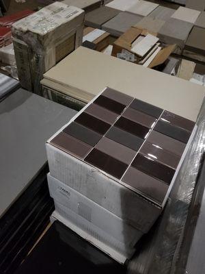 50sf of glass mosaic tile for backsplash flooring for Sale in Portland, OR
