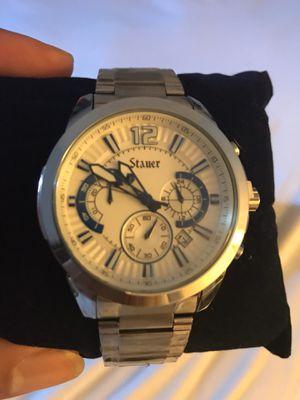 Stauer Designer Men's Watch for Sale in Chicago, IL