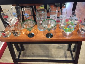 Misc. Beer , Margarita, Collectable High Ball Glasses for Sale in Chicago, IL