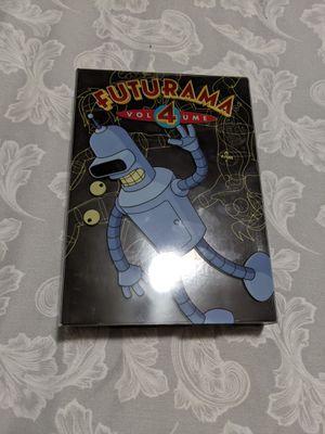 Futurama Volume 4 dvd set for Sale in Pasadena, TX
