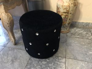 Small chair stool plush for Sale in Spring Valley, CA