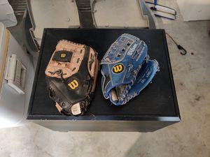 Softball gloves for Sale in Clovis, CA