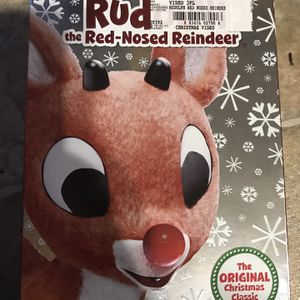 Rudolph The Red Nose Reindeer The Original Christmas Classic Dvd Movie for Sale in Elma, WA