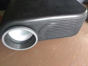 Living room projector and screen for Sale in Corrales, NM