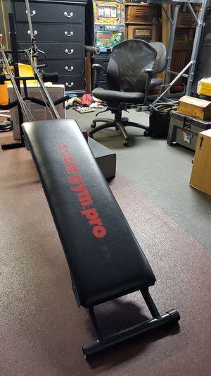 Total gym pro for Sale in Phoenix, AZ
