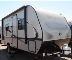2020 Sea breeze 16 Travel trailer with warranty Only 3400lbs! for Sale in Mesa, AZ