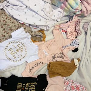 Babygirl Clothes / No/0-3/3-6 Months for Sale in Salinas, CA