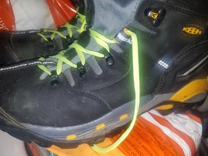 Work boots/keene for Sale in Nicholasville, KY