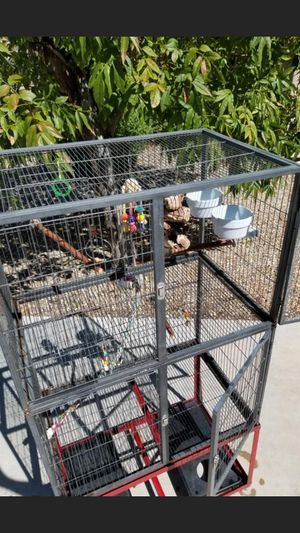 Bird cage $90 for Sale in Phoenix, AZ