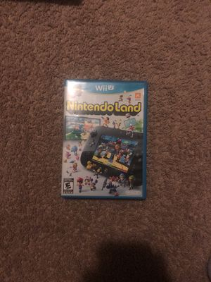 Wii U Nintendo Land for Sale in Sterling Heights, MI