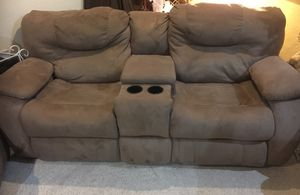 3 piece recliner couch for Sale in Oxon Hill, MD