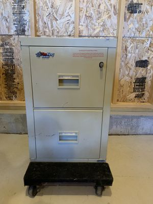 Fire King Turtle Fire proof file cabinet for Sale in Colorado Springs, CO
