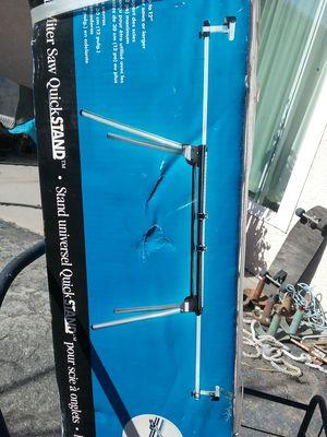 Ryobi Universal Mitre saw Quickstand for Sale in West Covina, CA