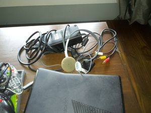 Xbox 360 and 4 games for Sale in Marysville, OH