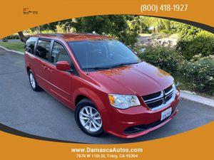 2015 Dodge Grand Caravan for Sale in Tracy, CA