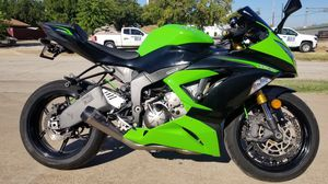 2013 Kawasaki Ninja ZX6R for Sale in Irving, TX