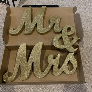 Wedding Decoration-FREE for Sale in Morristown, NJ