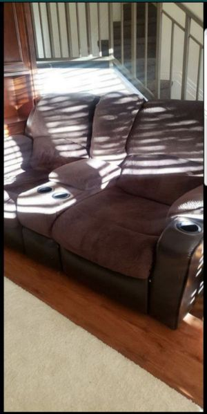 Reclining couch for Sale in Poway, CA