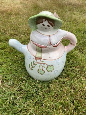 Paola Lady Teapot for Sale in Port Orchard, WA
