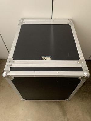 Dj 12U RACKCASE (seismic audio) for Sale in San Diego, CA