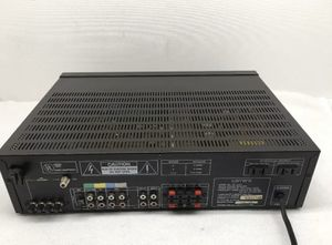 Vintage Carrera AM FM Stereo Receiver CR-2530 CR- 125W Black for Sale in Cleveland, OH