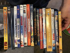 Various DVD's, make offer. Will sell individually or as a set for Sale in Columbia, MO