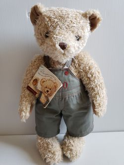"""Teddy Bear Plush Charter Club Federated Department Stores Macy's 16"""" 2000. Condition is Used  With Tags  for Sale in Adelphi, MD"""