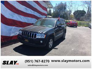 2006 Jeep Grand Cherokee for Sale in Calimesa, CA