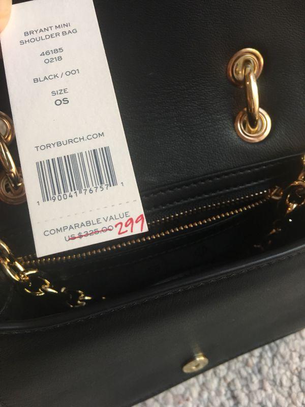 61b126e9bda Tory Burch Bryant Mini Shoulder Bag Crossbody Sling for Sale in ...