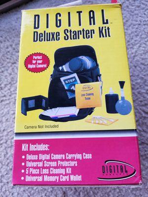 Digital Camera Deluxe Starter Kit for Sale in Falls Church, VA