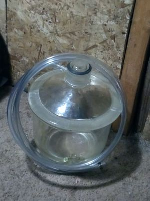 Pyrex glass vacuum desiccator 55/38 for Sale in Milwaukie, OR