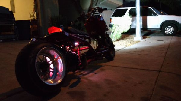 Custom Chuckus 80cc Scooter for Sale in Las Vegas, NV - OfferUp