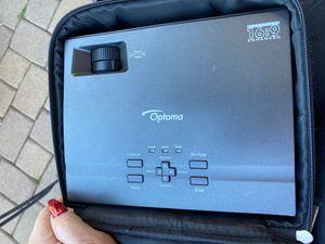 Optoma projector w/ tripod screen for Sale in Glendale, AZ