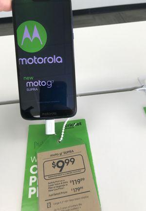 Moto g7 Supra for Sale in Escanaba, MI